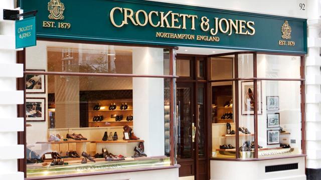 St James Street London Shoe Shop