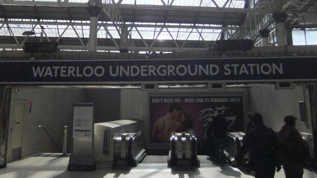 Waterloo Tube Station - LondonTown.com | Best London