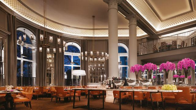 the northall corinthia hotel london food and drink. Black Bedroom Furniture Sets. Home Design Ideas