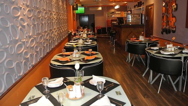 Bacchus Restaurant Fulham Road