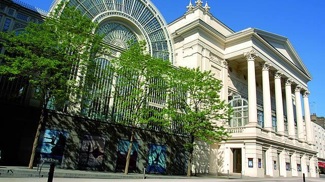 Opera House London Restaurant