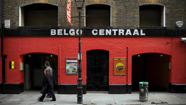 Belgo Centraal Food And Drink Visitlondon Com
