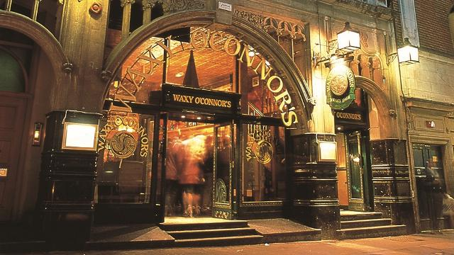 Waxy O Connor S Food And Drink Visitlondon Com