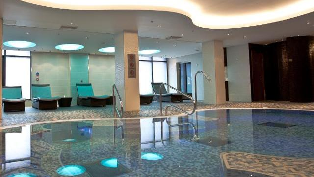 Hilton London Heathrow Airport Terminal 5 Hotel