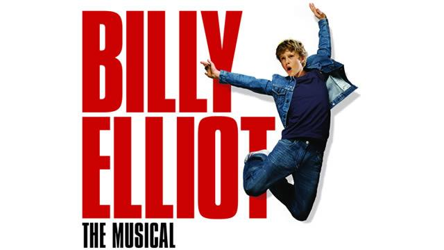 Billy Elliot: The Musical at the Victoria Palace Theatre - Book.