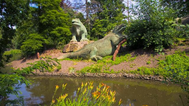 crystal palace dinosaurs kidrated sam pamphilon london
