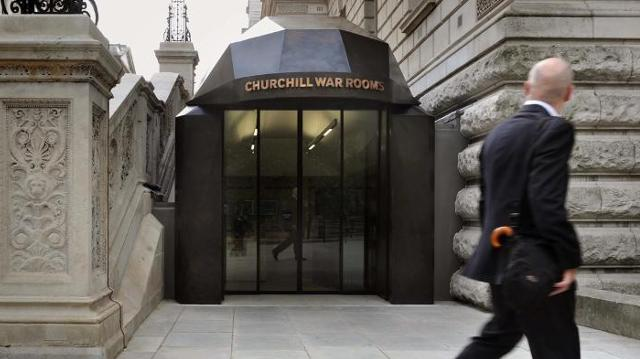 Churchill War Rooms Sightseeing Visitlondon Com