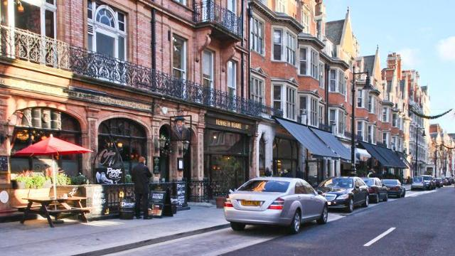 Mayfair shopping for Quartiere mayfair londra