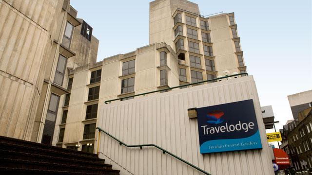 Travelodge London Covent Garden Hotel Hotel visitlondoncom