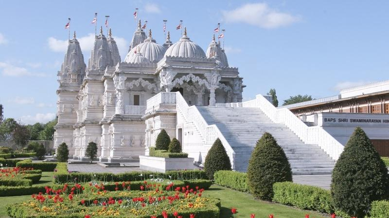 BAPS Shri Swaminarayan Mandir (Neasden Temple) - visitlondon.com