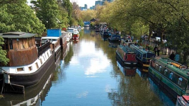 A view of Little Venice. Source: VisitLondon.com