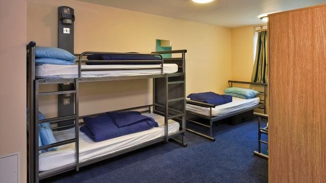 London Yha St Pancras Hostel Visitlondon Com