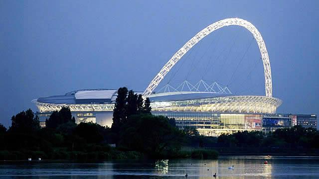 Away Grounds » Wembley Stadium