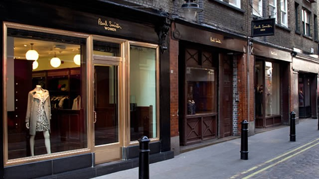 Paul Smith Floral Street Shopping Visitlondon Com