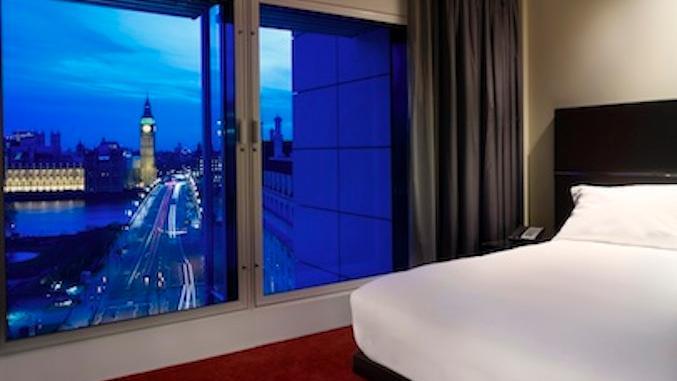 Park Plaza Westminster Bridge Hotel Visitlondon Com