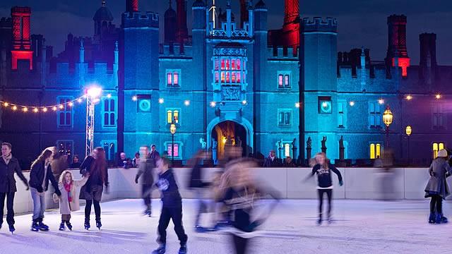 Hampton Court Ice Rink - Food Alert