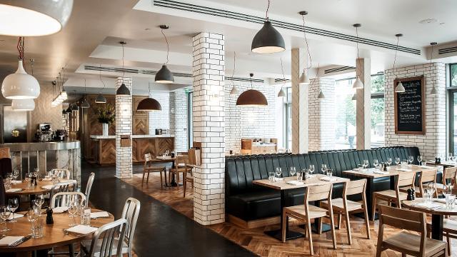 Tom S Kitchen Canary Wharf