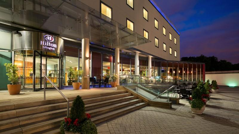 Hilton Hotel Islington