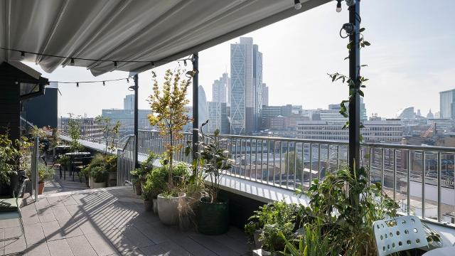 Ace hotel london shoreditch hotel for Terrace hotel london