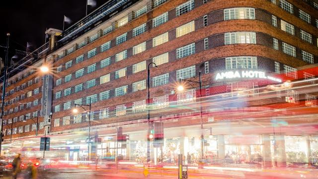 Thistle Hotel Marble Arch Parking