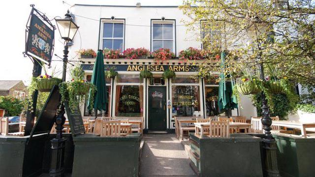 Anglesea arms bere e mangiare for 15 selwood terrace south kensington london sw7 3qg