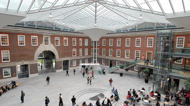 Middlesex University Universities In London Study London
