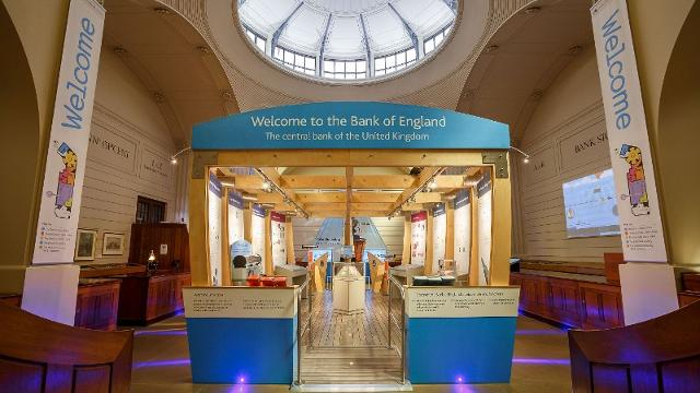 Image result for Bank of England Museum
