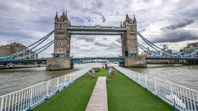 Bateaux London Thames Dining Cruise Experiences