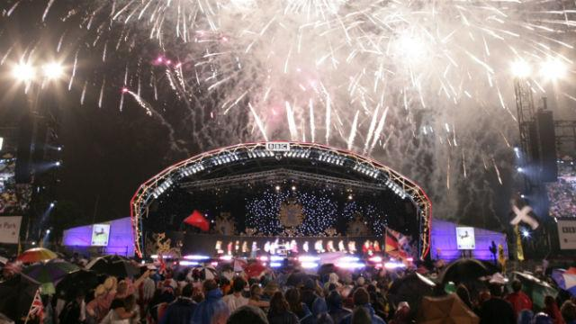 Bbc Proms In The Park Visitlondon Com