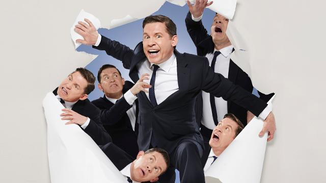 Lee Evans at The O2