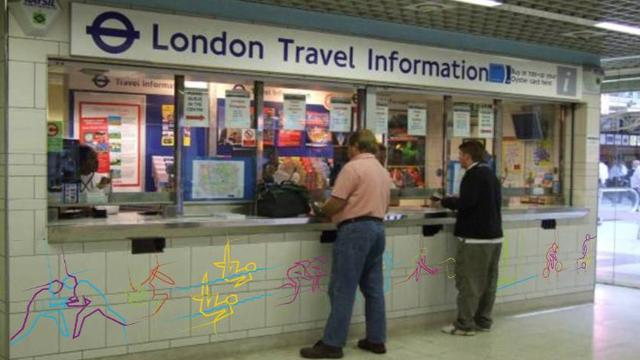 traveller information travel london