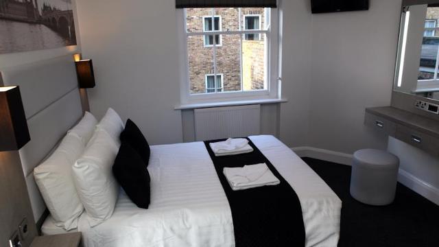 The Omega Hotel London