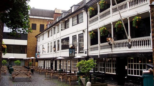 The George Inn Speisen Und Getr 228 Nke Visitlondon Com