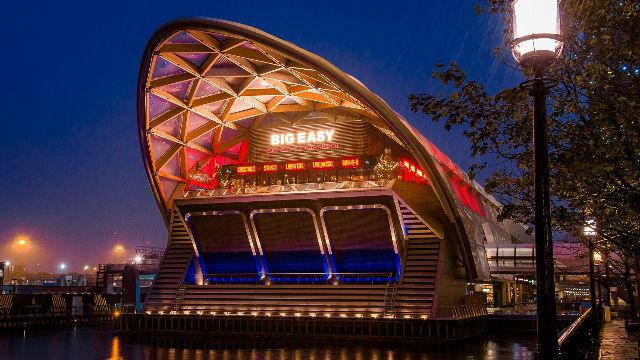 Big Easy Canary Wharf Food And Drink Visitlondon Com