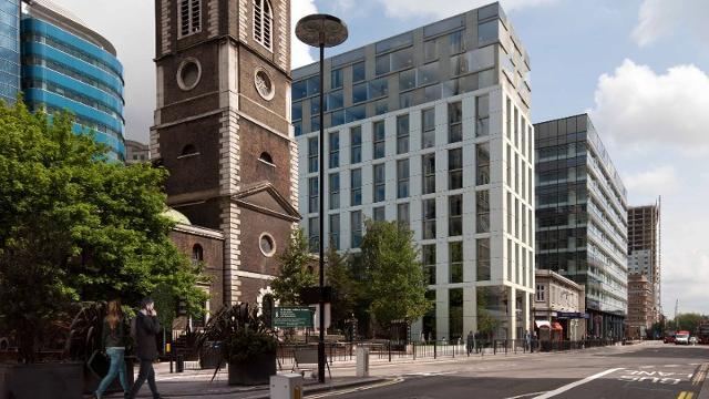 Dorsett London City - Hotel - visitlondon.com