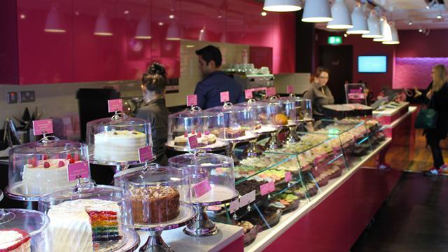 German Cake Shop In London