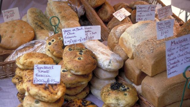 Berwick Street Market Food