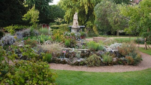 Chelsea Physic Garden Londra segreta
