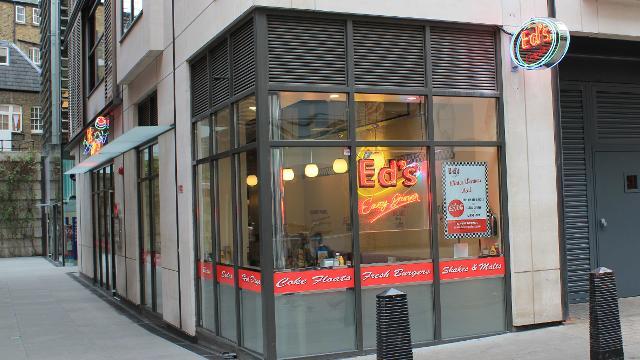 Chinese Restaurant Bond Street
