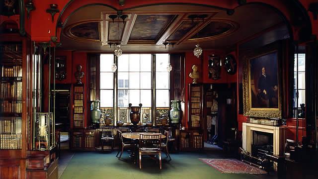 Sir John Soane S Museum Sites Touristiques Visitlondon Com