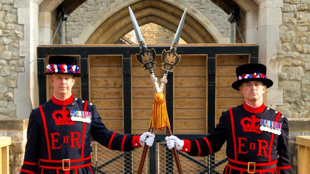 Tower Of London Yeoman Tour