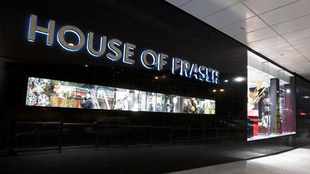 House of fraser shopping for Housse of fraser