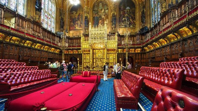 house of parliament london tour