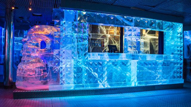 Icebar London Food And Drink Visitlondon Com
