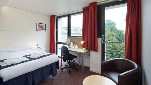 Imperial College London Summer Accomodation Campus