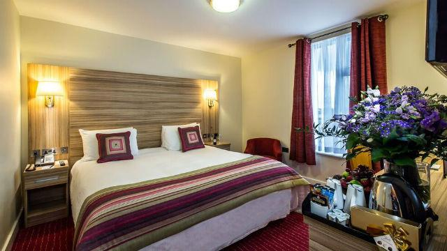 Kensington Close Hotel Spa Menu
