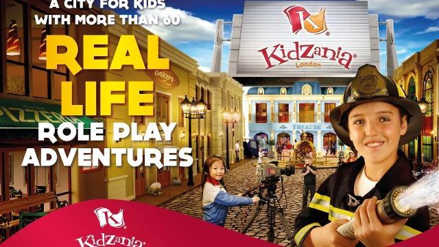 KidZania - What's On - visitlondon.com
