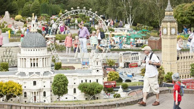 Legoland Windsor Sightseeing Visitlondon Com