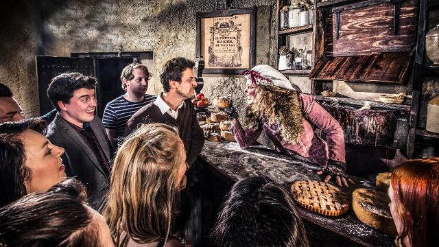 The london dungeon