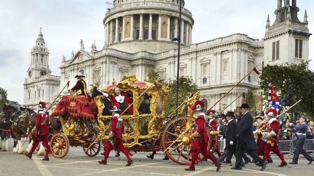 The Lord Mayor's Show in the City of London - visitlondon.com